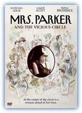 Mrs. Parker and the Vicious Circle by Randy Sue Coburn
